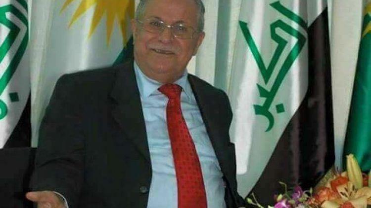 Der Tod Präsidenten Jalal Talabani